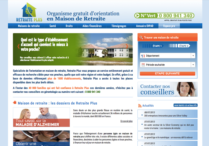 Retraite Plus Project